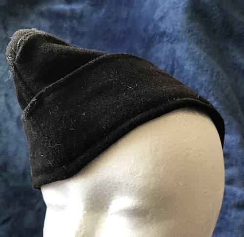 SS tank side cap