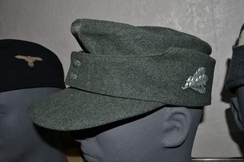 Heer M43 field cap