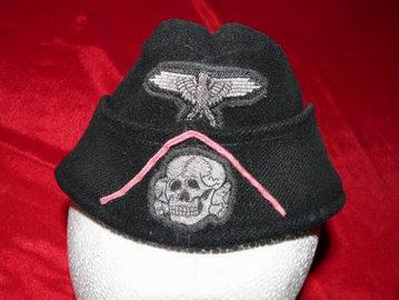 SS Panzer Feldmutze - genuine or fake?