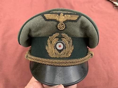 coastal artillery visor