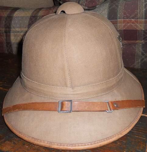Luftwaffe Pith Helmet...Good or Bad???