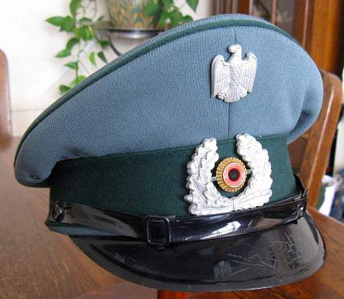 Bundesgrenzschutz (BGS) or repro?