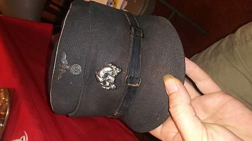 Ss coffee hat