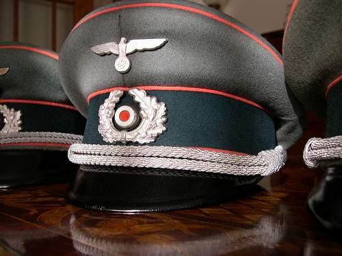 Panzer Heer schirmutze: what do you say?