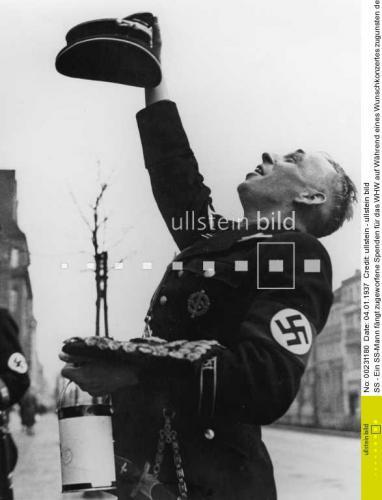 Waffen SS Officer's Visor Cap