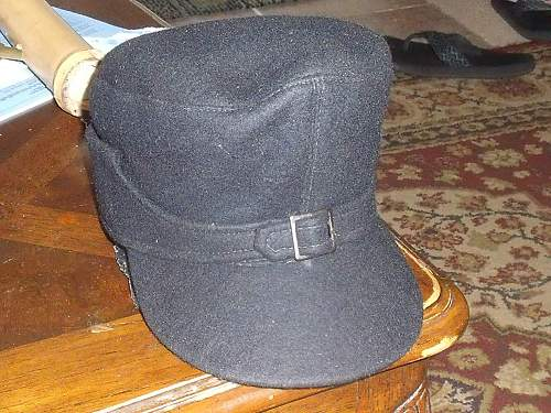 Hitler Jugend cap?