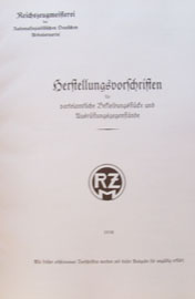 The anatomy of the Schirmmutze