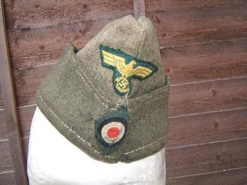 Costal Artillery side cap Opinions please!!!
