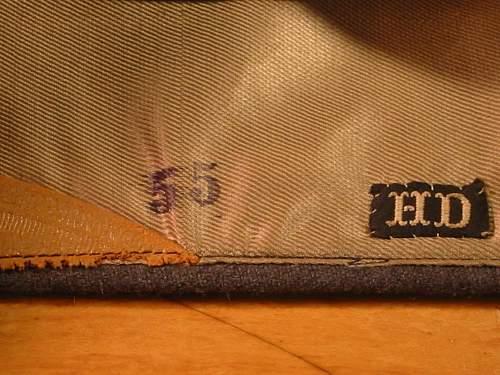 Please help authenticate/i.d. this cap