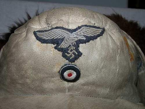 Luftwaffe winter cap, opinion please on this