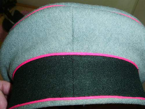 Generalstab schirmutze: opinions on this cap?