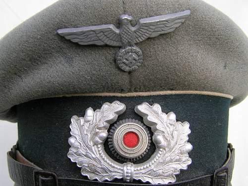 Infantry NCO Schirmutze