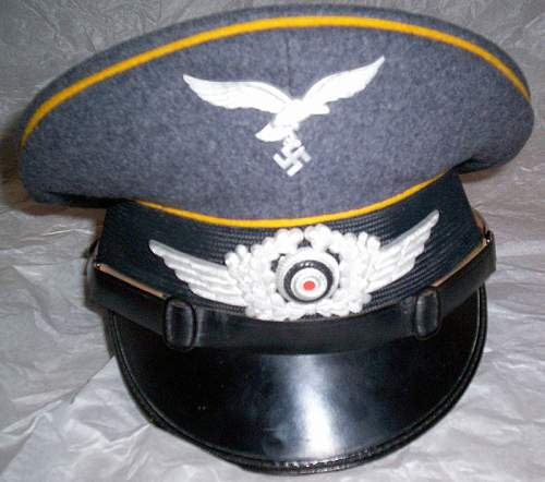 Need opinions on this Luftwaffe Flight schirmutze