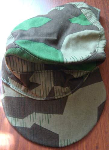 Need opinions on this soft camo cap...