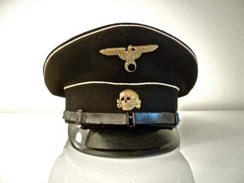 SS NCO Schirmmutze? Original ????