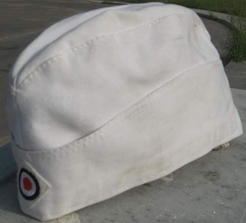 originally Km headgear or repro?