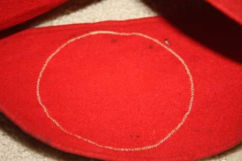 Nazi cap and Nazi armband real or fake?