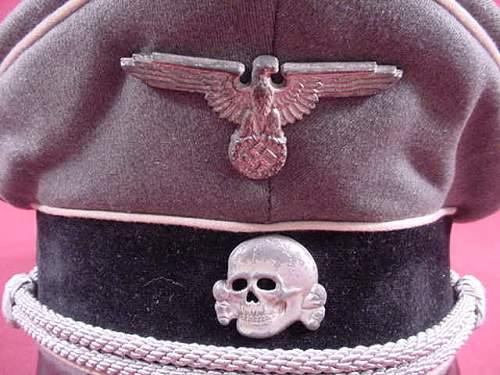 NSDAP Political leader schirmutze - good or fake