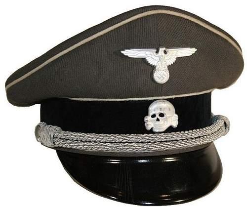 SS cap real or fake?