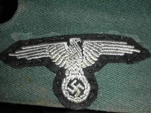 SS Einheitsfeldmütze: real or fake?