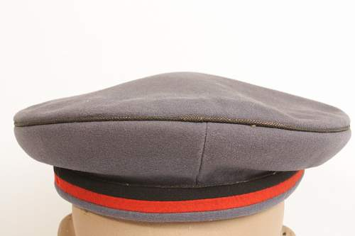 Imperial student's cap