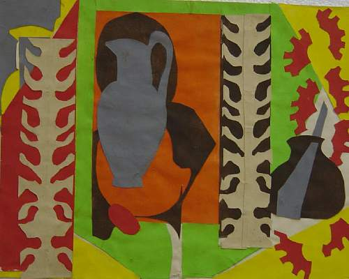 Click image for larger version.  Name:1142 Memo to Matisse collage 10.75x14 ns 1970s 0.JPG Views:1679 Size:128.9 KB ID:328764
