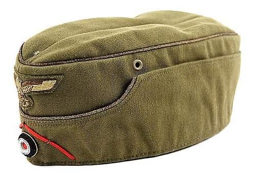 M38 Heer General's cap?