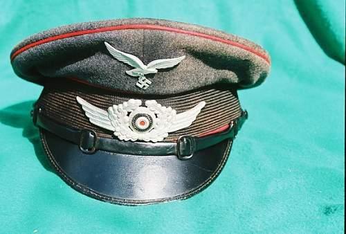 Luftwaffe Flak NCO schirmutze: good or bad?