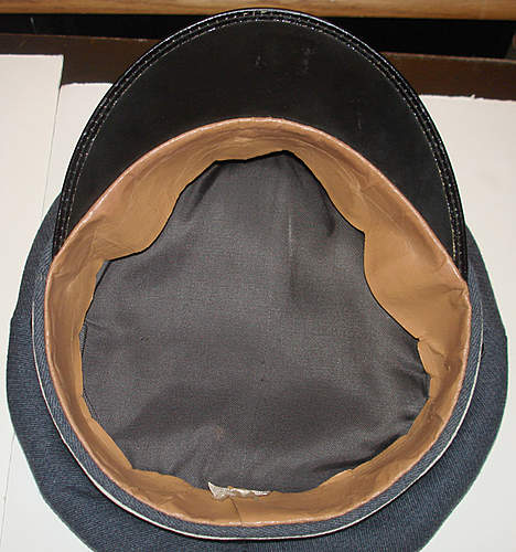 Need opinions on Luftwaffe Herman Goring Division Visor Cap...