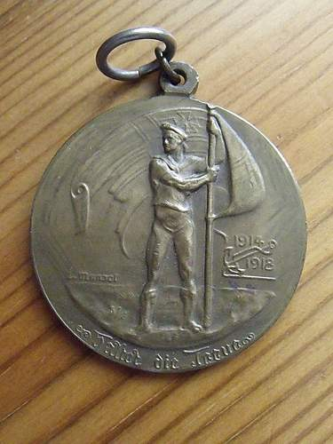 Click image for larger version.  Name:ww1 uboat medal 1.JPG Views:114 Size:183.6 KB ID:380189