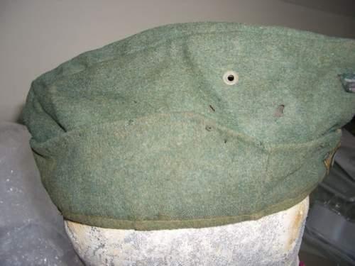 Heer DAK wool cap