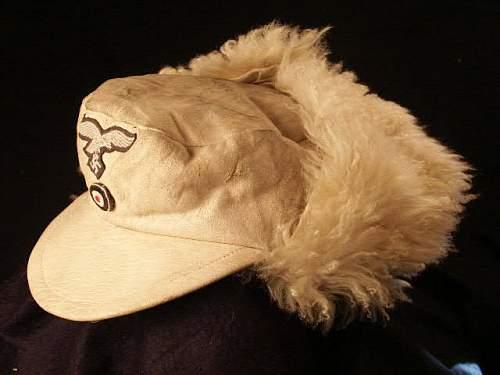 Luftwaffe Winter Caps