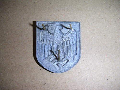 Afrika Korps Pith Helmet - Original?