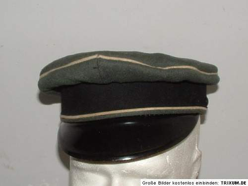 Fake cap, are my assumptions correct?