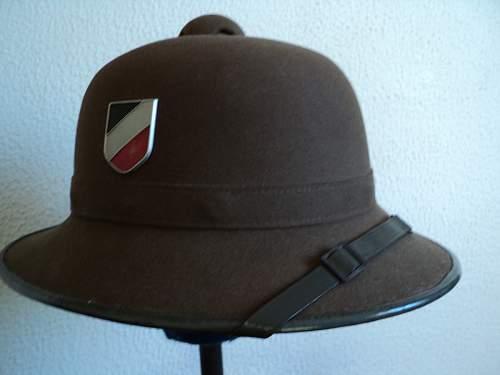 Tropical Helmet