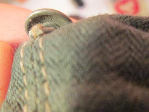 RAD Herring Bone Twill Cap for REVIEW Opinions Please
