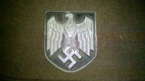 Heer Tropenhelm by R&C : original?