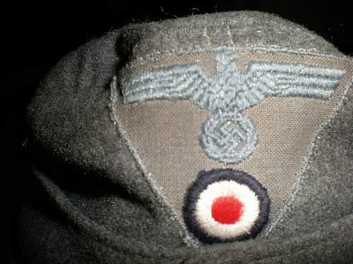 M43 heer EM/NCO