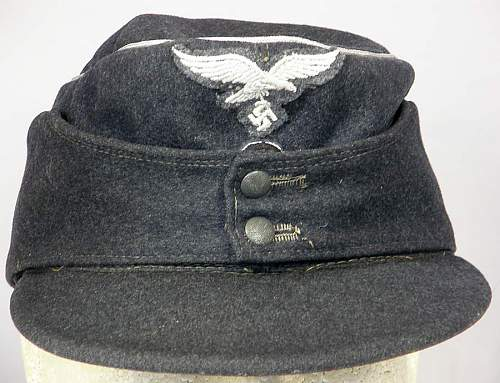 Luftwaffe M43 officers