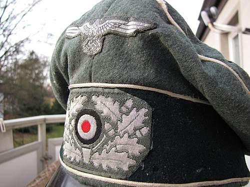 Infantry 'Crusher' Cap