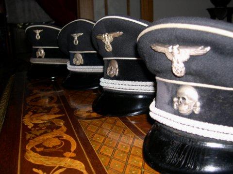Fake SS Cap or not?