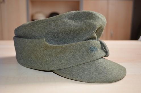 Late War Field Cap...fake?