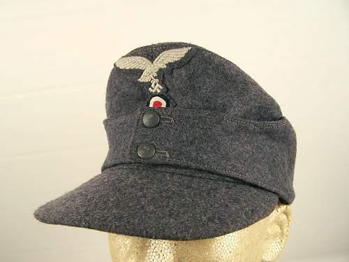 Luft M43 german army hat