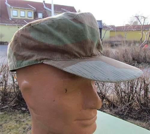 zeltbahn cap