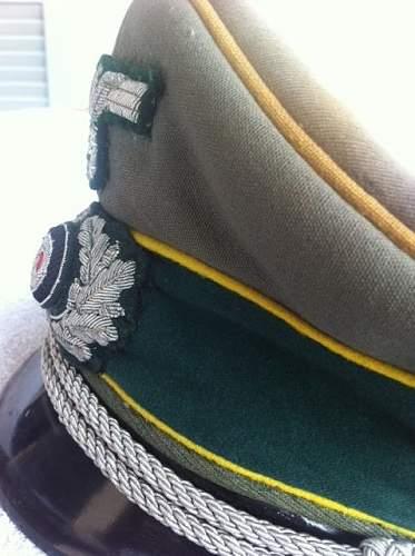 Signal visor cap... good or not?