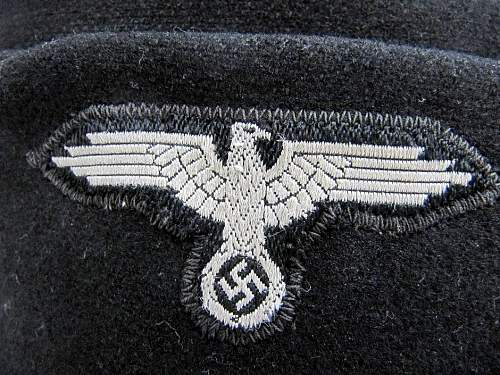 M43 SS Panzer Cap - opinions