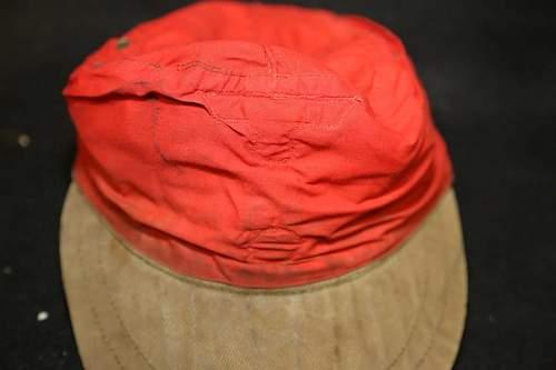 Afrika Korps Cap