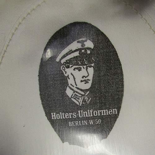 "Kriegsmarine Cap ""good or bad"""