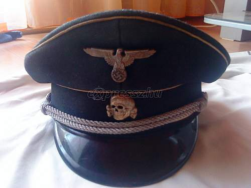 SS hat original or fake