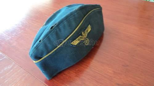 U-Boat submarine cap